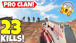 TYPE 25 BLOODY VENGEANCE VS PRO CLAN IN CALL OF DUTY MOBILE BATTLE ROYALE!