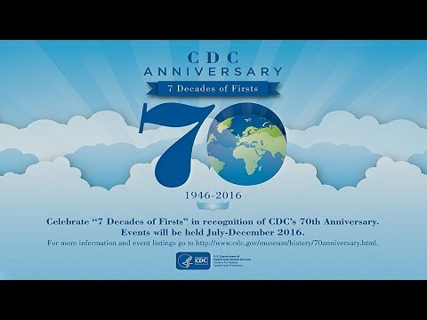 Seven Decades of Firsts with Seven CDC Directors