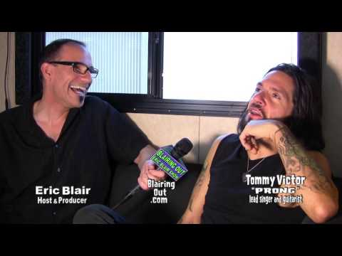 Prong/Eric Blair is Danzig the Donald Trump of Rock 'n' Roll ?