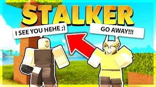 Secret *Noob* w/ Void Armor tries to TEAM with me *STALKER* (Roblox Booga Booga)