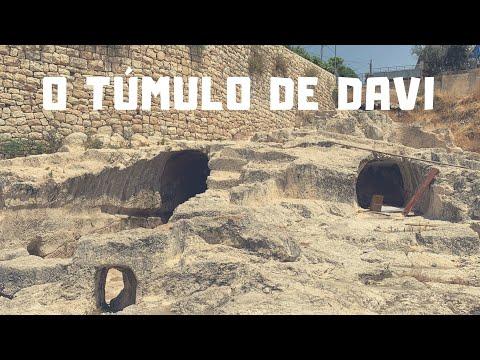O TÚMULO DE DAVI