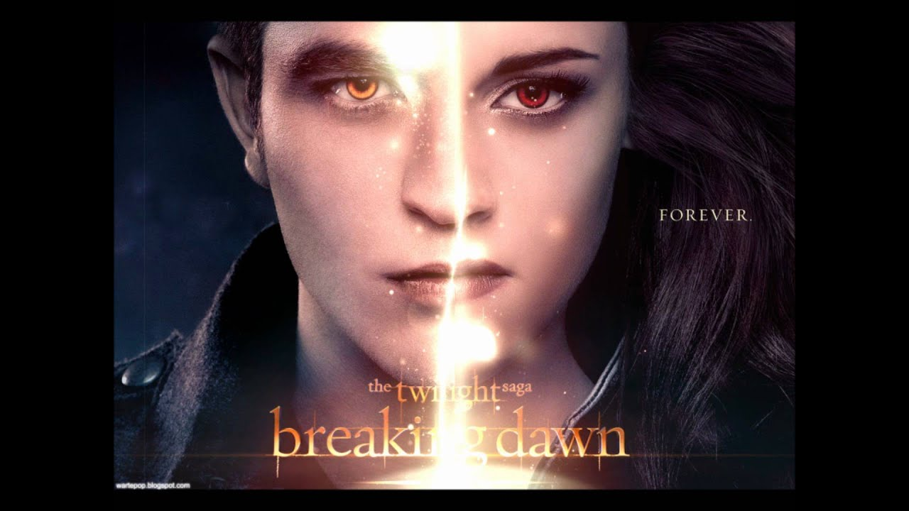 Breaking Dawn Part 2 Soundtrack VMA Exclusive Trailer  YouTube