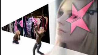 Avril Lavigne - Canon Commercial - Like a Star 2
