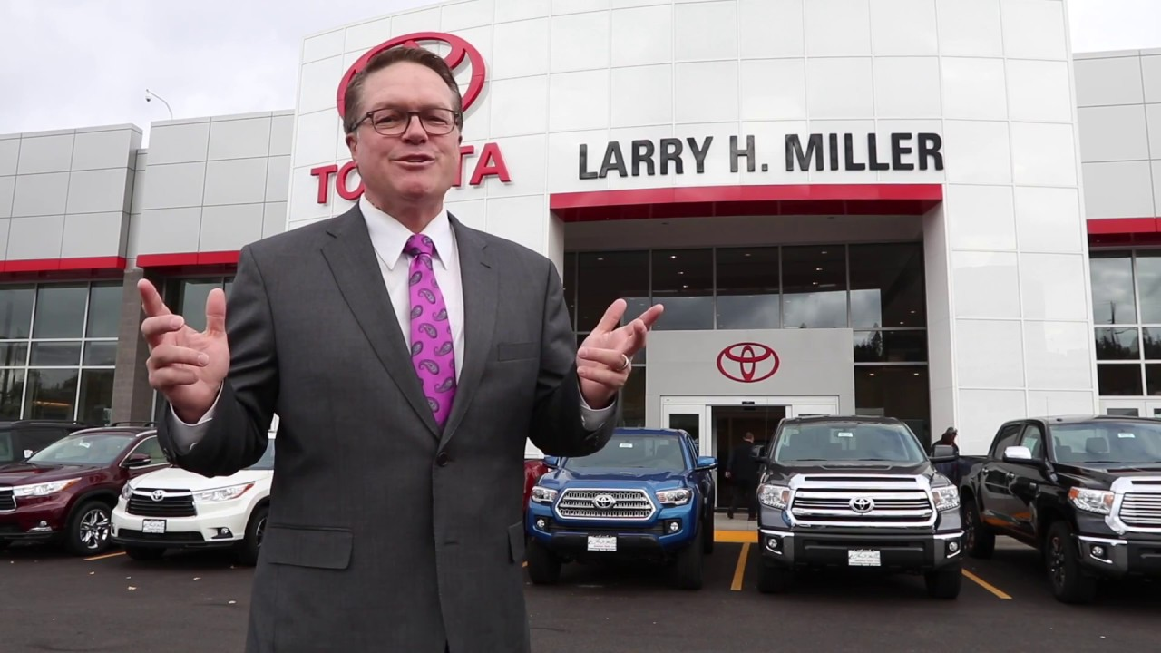 new larry h miller downtown toyota spokane dealership 30s version youtube. Black Bedroom Furniture Sets. Home Design Ideas
