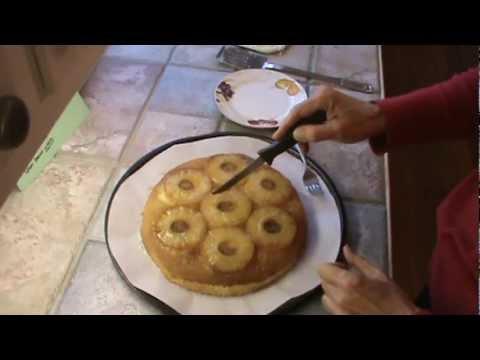 Copper Chef Pineapple Upside Down Cake Recipe