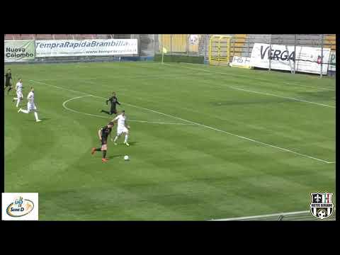 Como-Virtus Bergamo 4-0, 16° giornata di ritorno Serie D Girone B 2018-2019