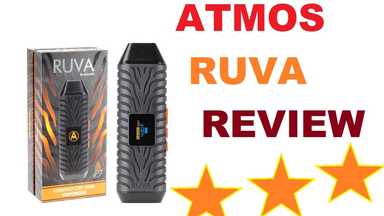 Atmos Ruva Conduction Vaporizer Review