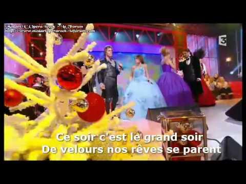 Mozart L'opéra Rock  - C'est bientôt la fin (la chanson de lannée 2010) + Lyrics
