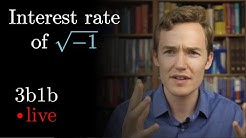Imaginary interest rates   Lockdown math ep. 5