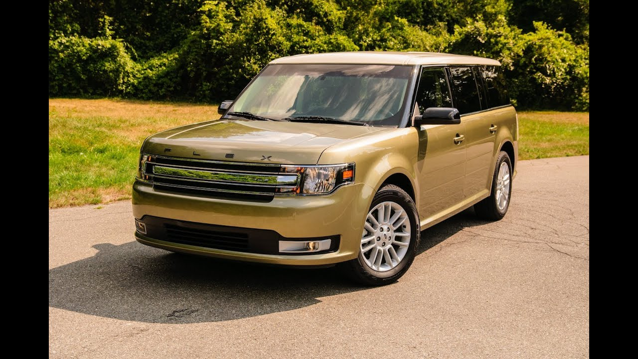 Reviewed 2013 ford flex