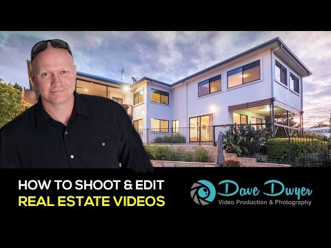 How to shoot and edit real estate videos