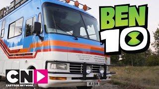 Ben 10 | Real Life Rust Bucket | Cartoon Network