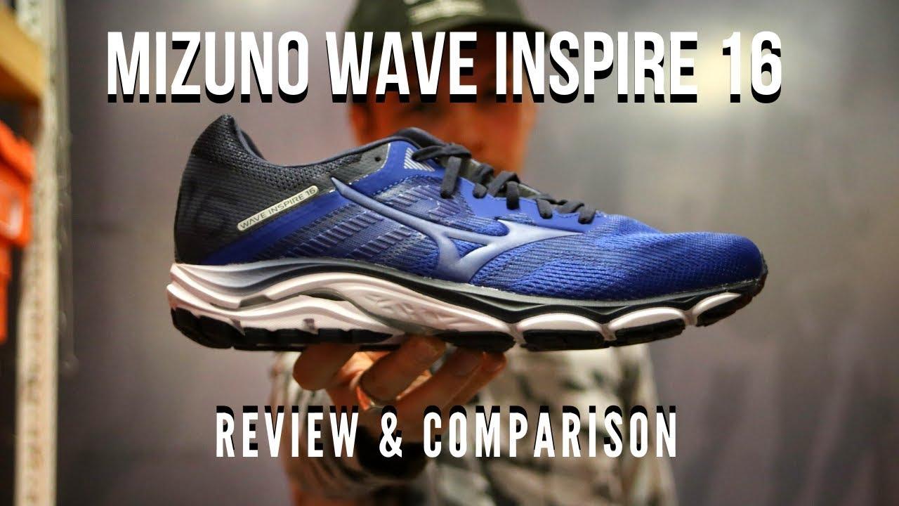 mizuno wave rider review 16