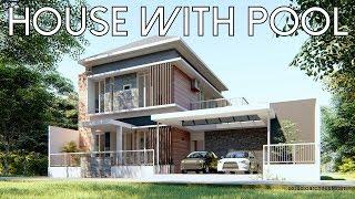 Desain Rumah Bapak Kristian