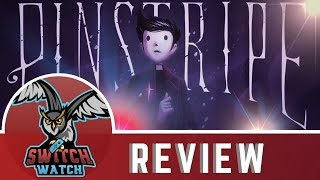 Pinstripe Nintendo Switch Review
