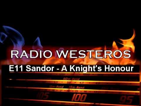 Radio Westeros E11 - Sandor Clegane