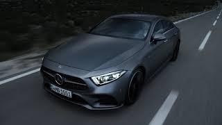 Trailer: Der neue Mercedes-Benz CLS 2018 // Mercedes-Fans.de