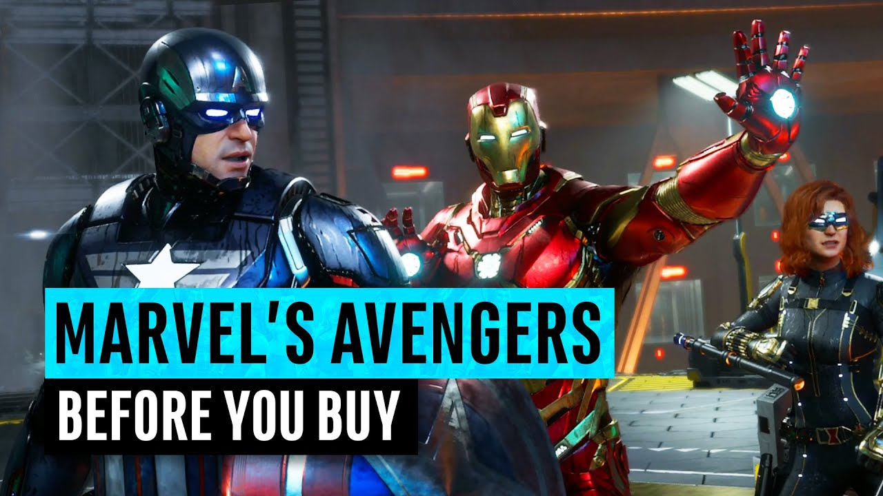 Marvel's Avengers Review | Before You Buy (30 hours played)