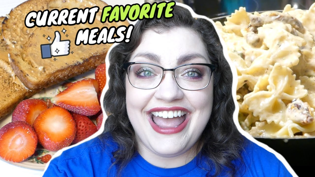 WHAT I EAT IN A DAY | Easy Vegetarian Meals & Recipes!!!