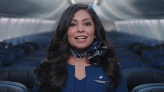 United — A day in the life of a United Flight Attendant