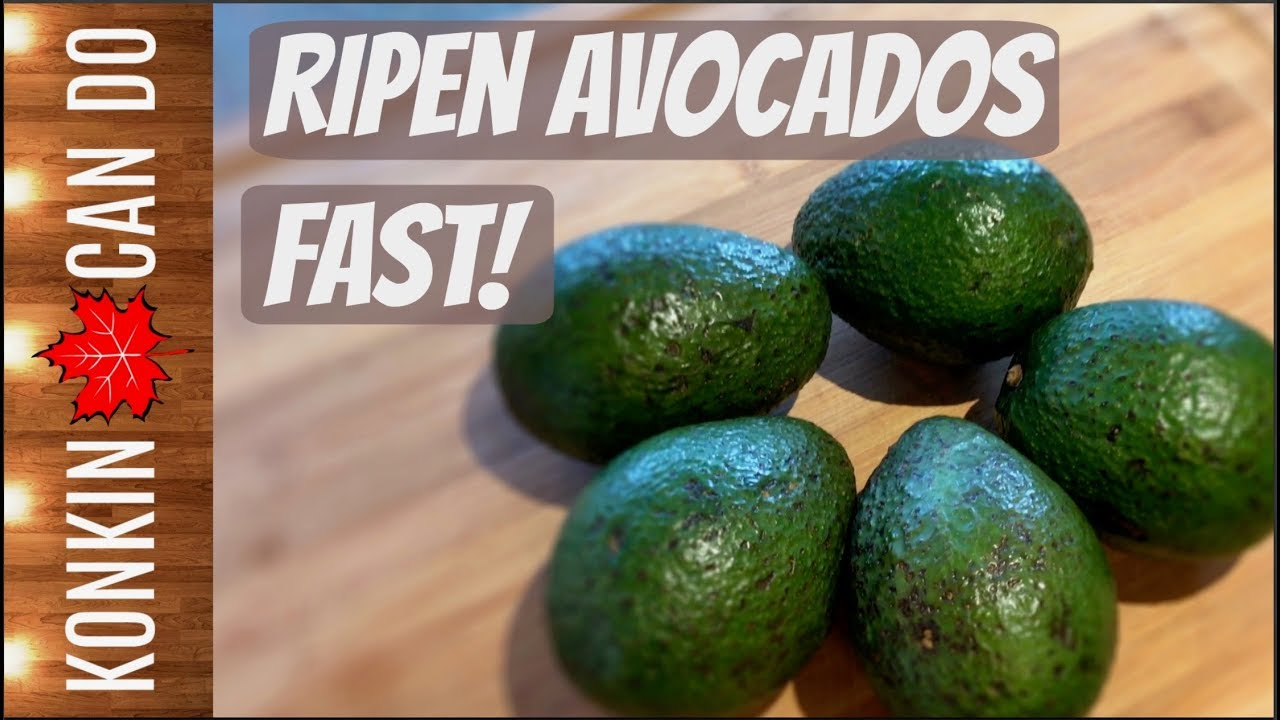 Fastest Way to Ripen Avocados - 7 Hacks Tested & Reviewed