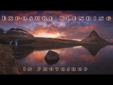 Exposure Blending in Photoshop