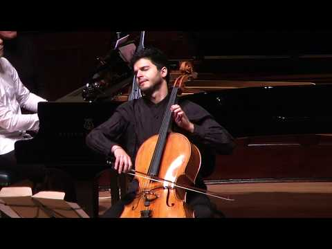 Jamal Aliyev and Daniel Evans - Wigmore Hall recital 2018