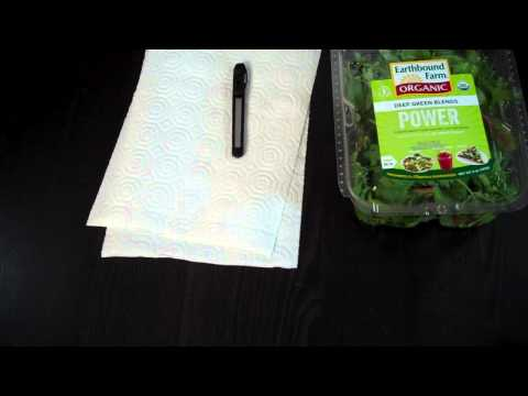 How to Grow Micro Greens Inexpensively at Home - Part 1
