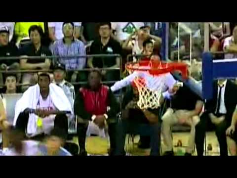 Allen Iverson 27pts vs Stephon Marbury Beijing Shougang *US Legend China Tour Shenzhen Game