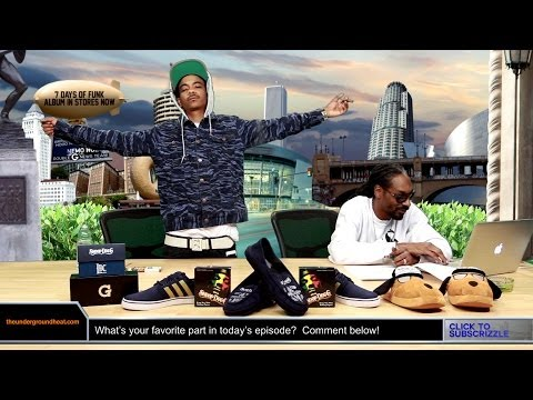 TeeFlii & Snoop Fly High: GGN