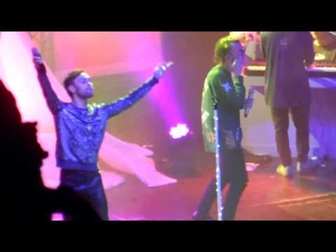 "MAX feat. gnash ""Lights Down Low"" - Live 3/31/17 at The Regency Ballroom, San Francisco CA"