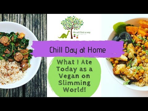 What I Eat In A Day As A Vegan On Slimming World 14