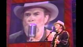 "Merle Haggard -  ""Mama Tried"""