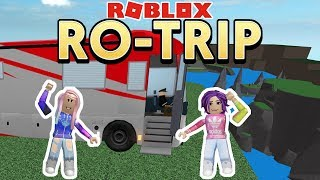 Roblox: Ro-Trip 🚎 / Going on a RV Road Trip, Pack Your Bags! 💼