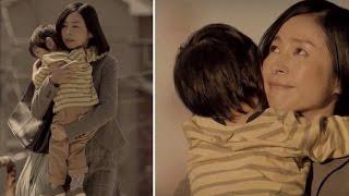 Phim ngắn xúc động bà mẹ Nhật vừa đi làm vừa chăm con