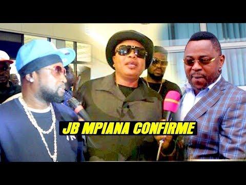 JB Mpiana Confirme Avec Force  Ye Mutu Abimisa Ba Leader Nioso Ya Wenge