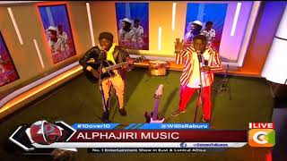 Alphajiri Acoustic Live #10Over10