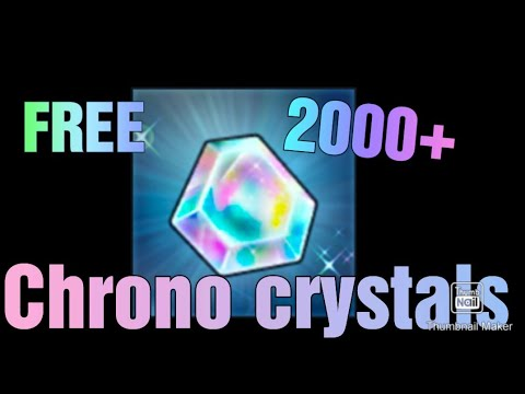 HOW TO GET 2000+ CHRONO CRYSTALS FOR FREE ( DRAGON BALL LEGENDS) Jun 2020