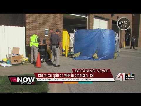 Some Atchison victims treated in St. Joseph