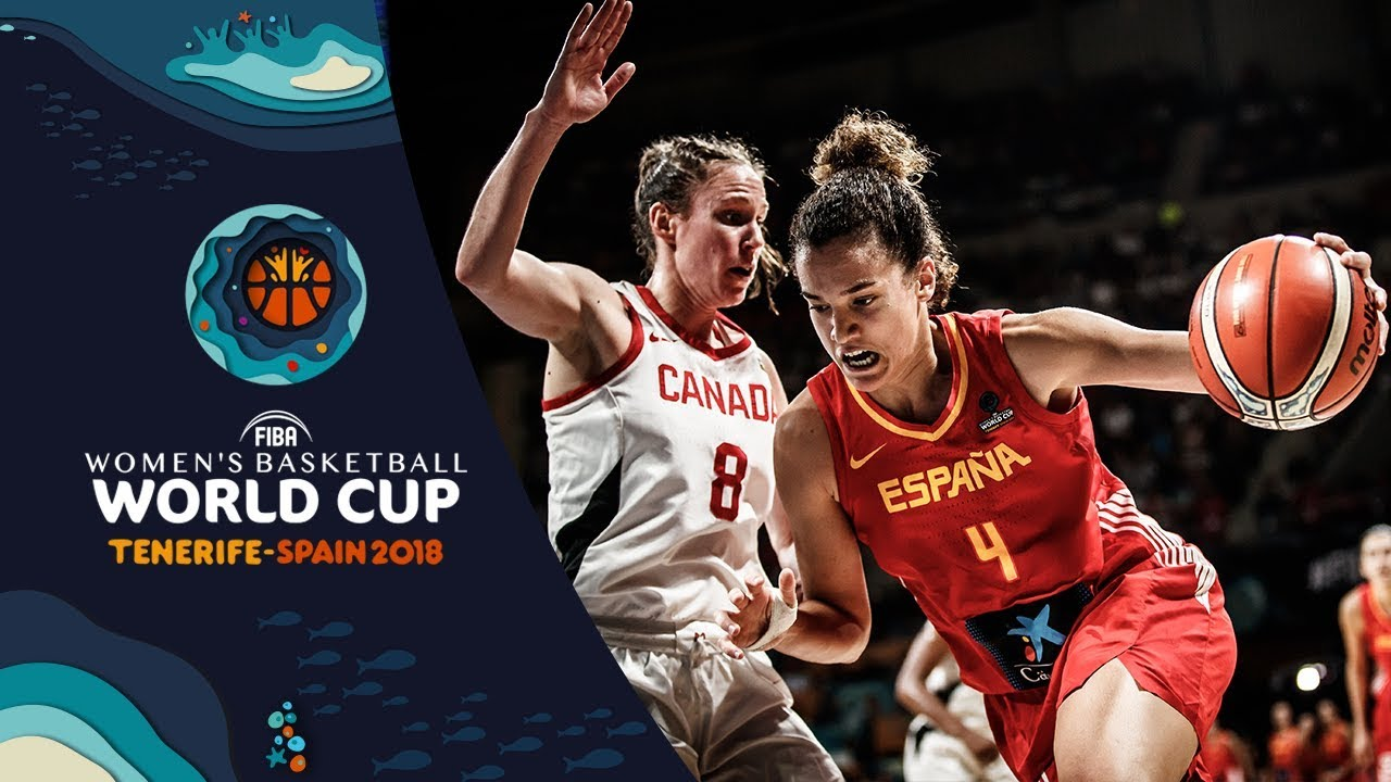 Canada v Spain - Highlights - FIBA Women's Basketball World Cup 2018