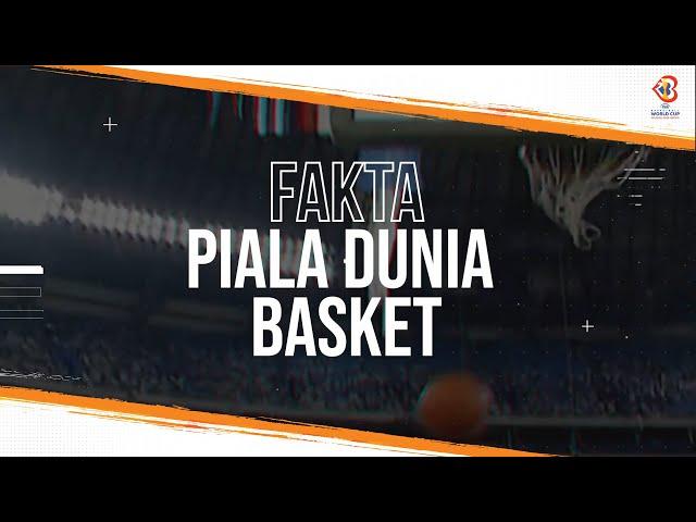 Jelang Drawing FIBA, Ini Fakta Piala Dunia Basket!!