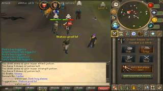 Fpkers: Wallstreet | 60 Attack Rune pure Video #1 In Max Strength