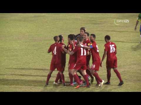 OFC Stage 3 2018 FIFA World Cup Qualifier | Tahiti v Solomon Islands