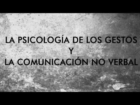 PSICOLOGÍA DE LOS GESTOS - COMUNICACIÓN NO VERBAL (audio): Un audio el cual informa sobre la importancia de saber interpretar los gestos o la comunicación no verbal, con Rosa María Cifuentes. http://zefirodelcielo.blogspot.com/ (blog)