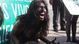 Peruvian Tribe Takes Hostages To Protest Oil Spill