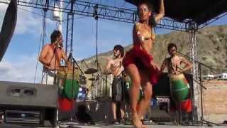El Candombe de las Tripas, Festival COANGUE 2015, Valle del Chota.