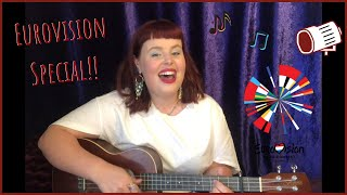 Covid Session 3 | Eurovision Special!! | Acoustic Lockdown