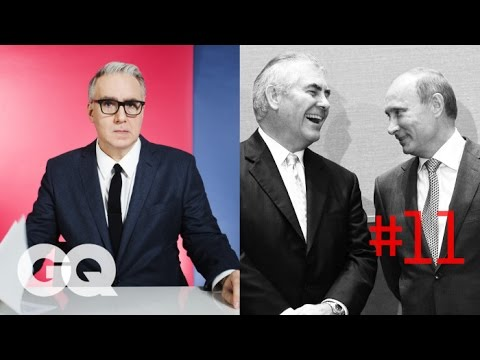 The Resistance with Keith Olbermann | GQ