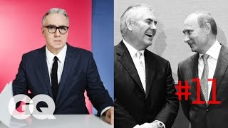 Is There a Russian Coup Underway in America? | The Resistance with Keith Olbermann | GQ