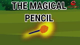 The Magical Pencil | Moral Stories for Kids in English | English Cartoon | Maha Cartoon TV English thumbnail